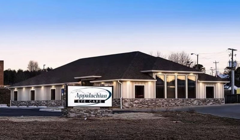 appalachian eye care giles local eye doctor